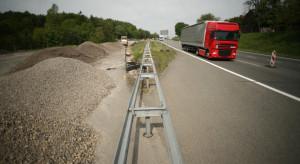 Budowa węzła Niepołomice na A4 przebiega zgodnie z planem