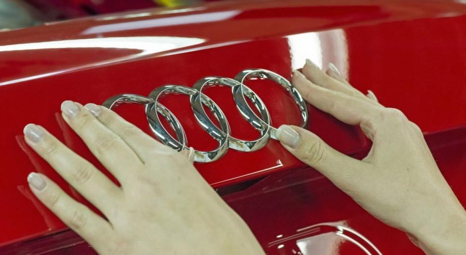 Audi wstrzymało produkcję e-trona w Brukseli