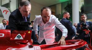 Prezydent: Formuła 1 narodowym sportem Polaków, zbudujmy tor