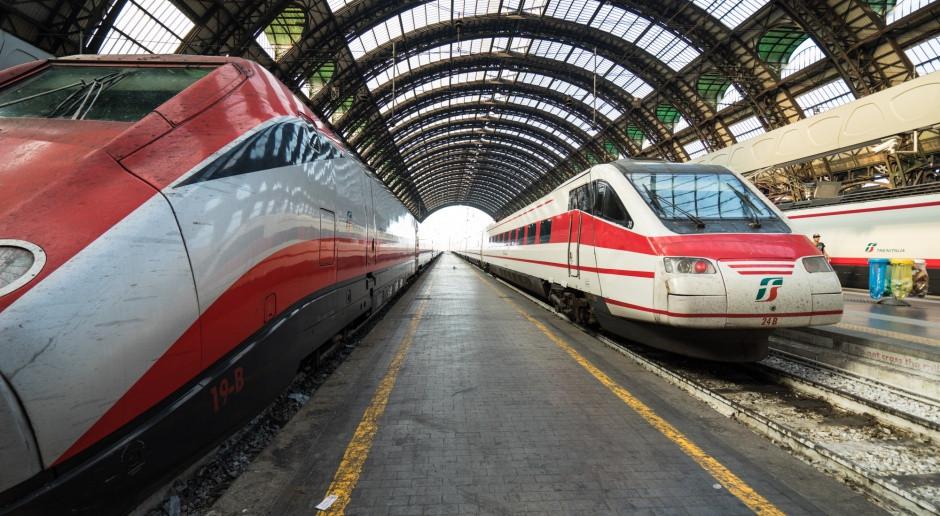 Włochy: Poważne utrudnienia na kolei z powodu koronawirusa