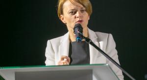 Jadwiga Emilewicz: przedsiębiorca wybiera - niższe składki czy wyższa emerytura