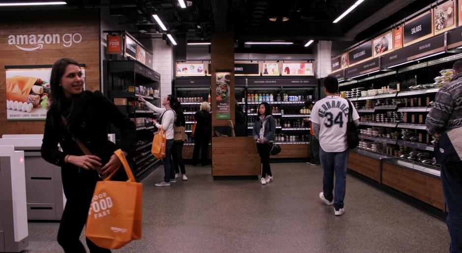 W USA pierwszy całkowicie samoobsługowy supermarket Amazona
