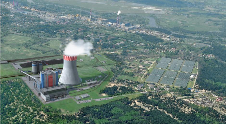 Solidarność za kontynuacją budowy elektrowni węglowej Ostrołęka C