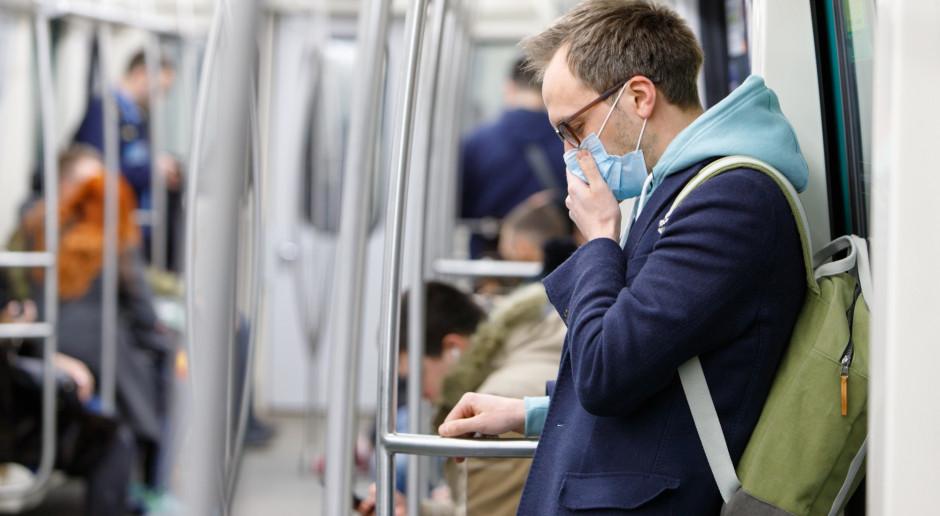 Grecja: Lekarze zorganizowali bieg by obalić mity na temat maseczek ochronnych