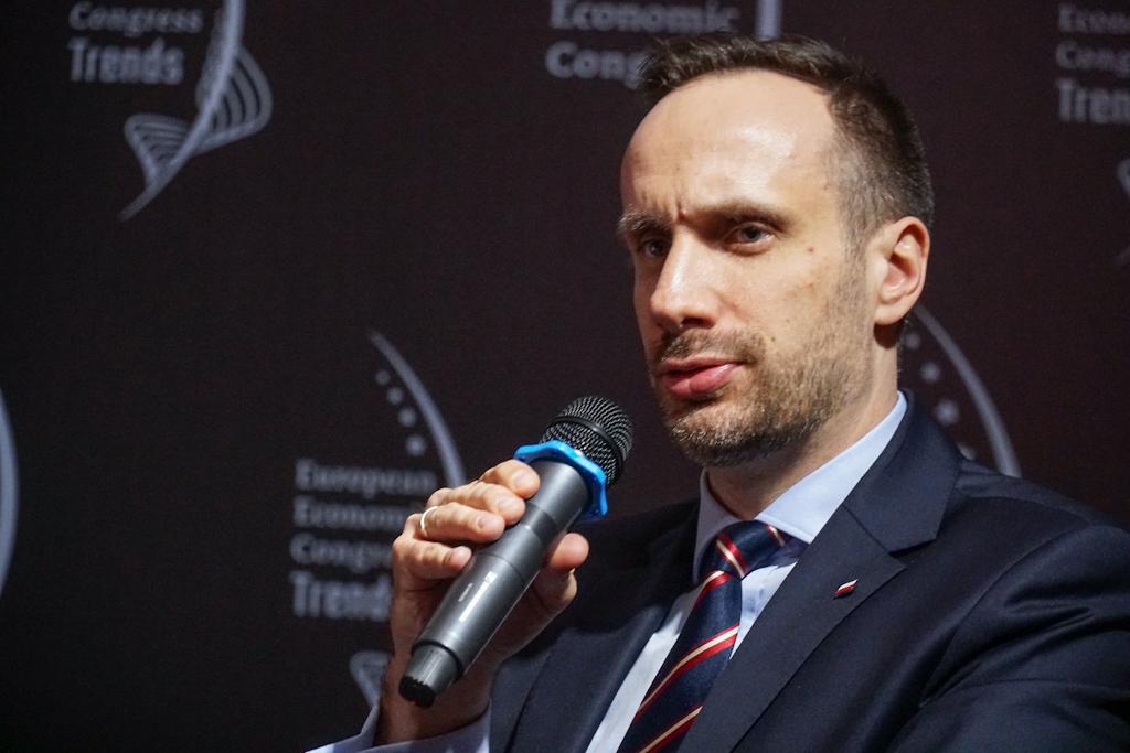Poseł Janusz Kowalski, Solidarna Polska ( Fot. PTWP).