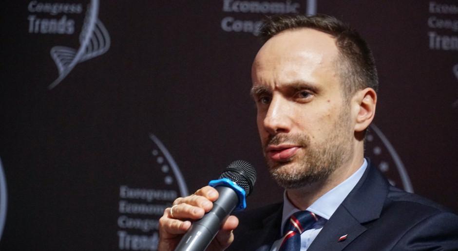 Janusz Kowalski: spółki Skarbu Państwa zdają egzamin w trudnych czasach