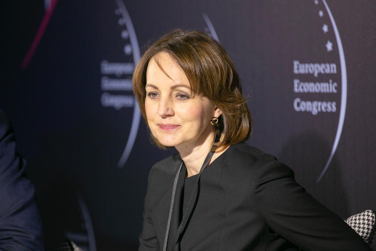 """- To inwestycje pozwalają budować """"układ odpornościowy"""" na ewentualny większy spadek koniunktury - ocenia Joanna Erdman. Fot. PTWP (PP)"""