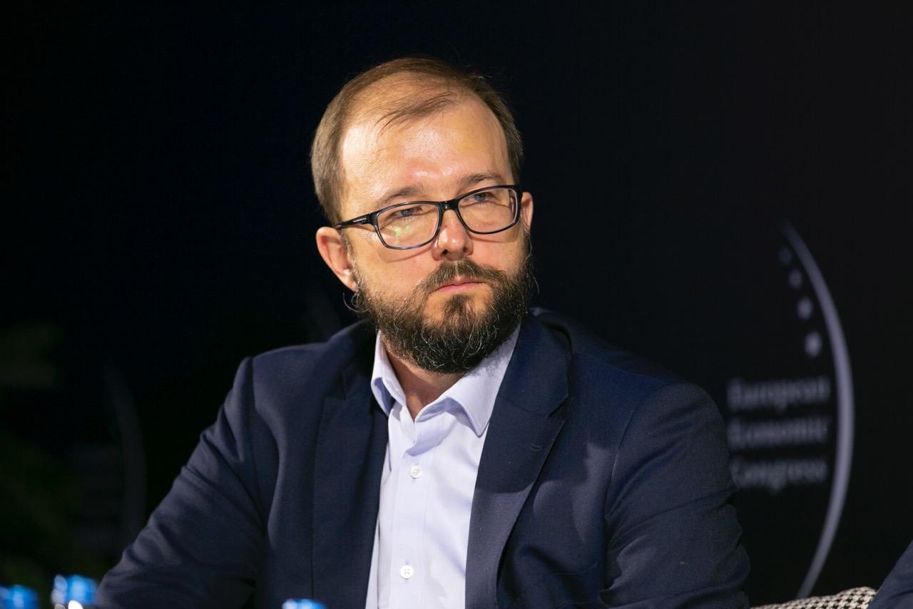 Piotr Dardziński, prezes Sieci Badawczej Łukasiewicz (fot. PTWP/Paweł Pawłowski)