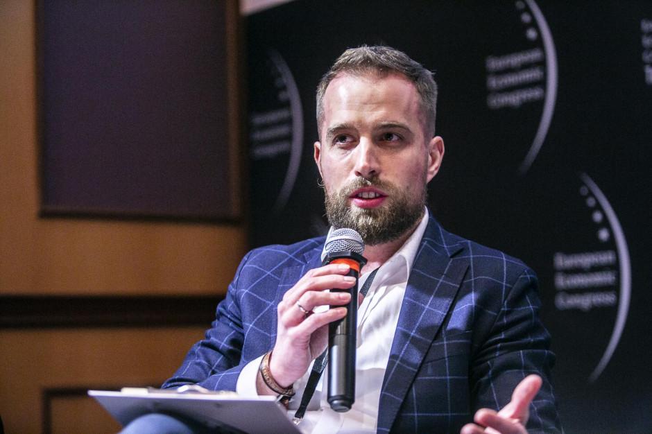 Maciej Mazur. Fot. PTWP