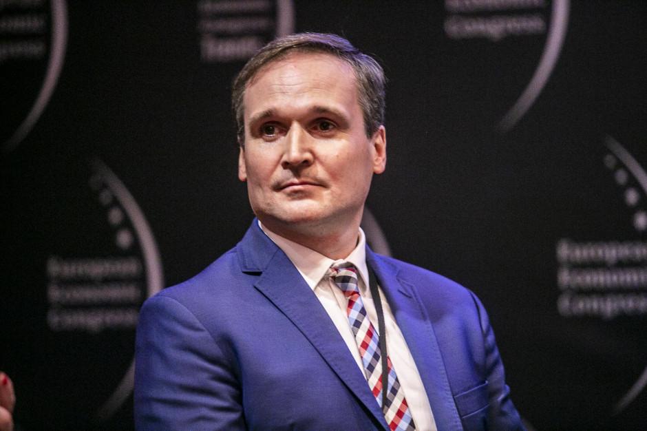 Adam Olszewski. Fot. PTWP