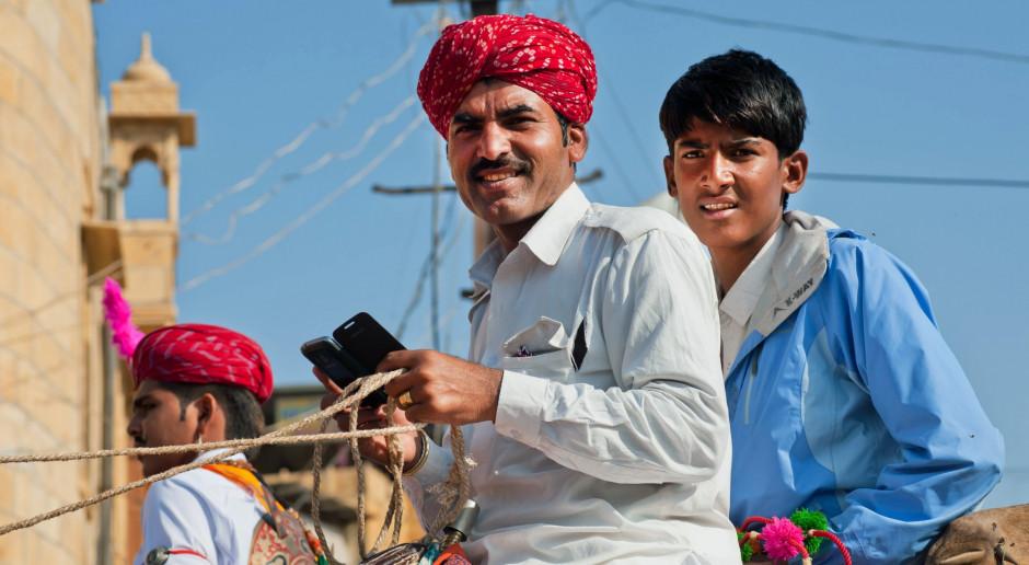 Indusi mają najtańszy internet mobilny na świecie