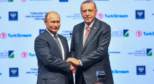 Putin spotka się z Erdoganem