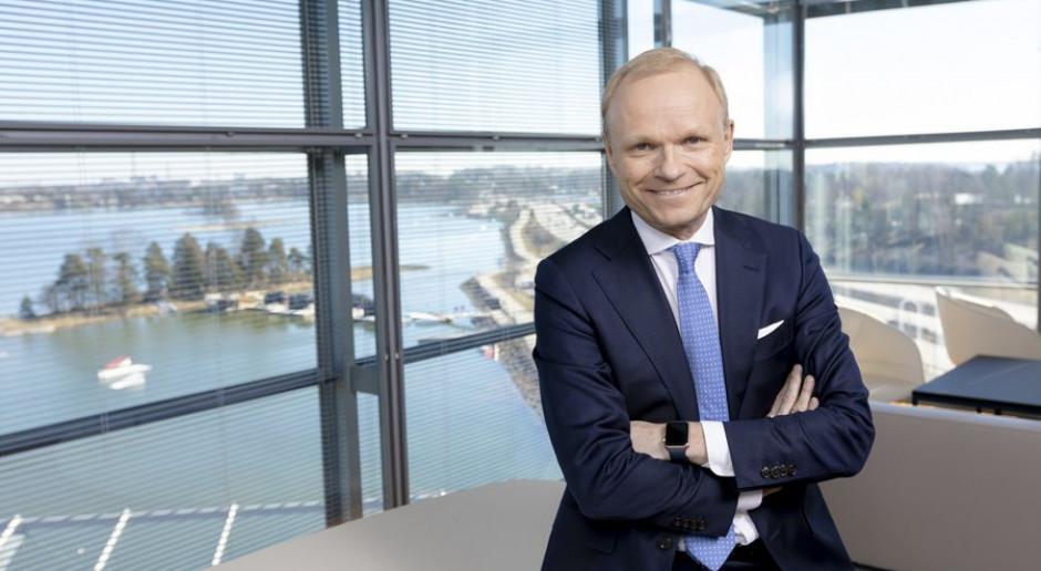 Prezes Fortum zostanie prezesem grupy Nokia