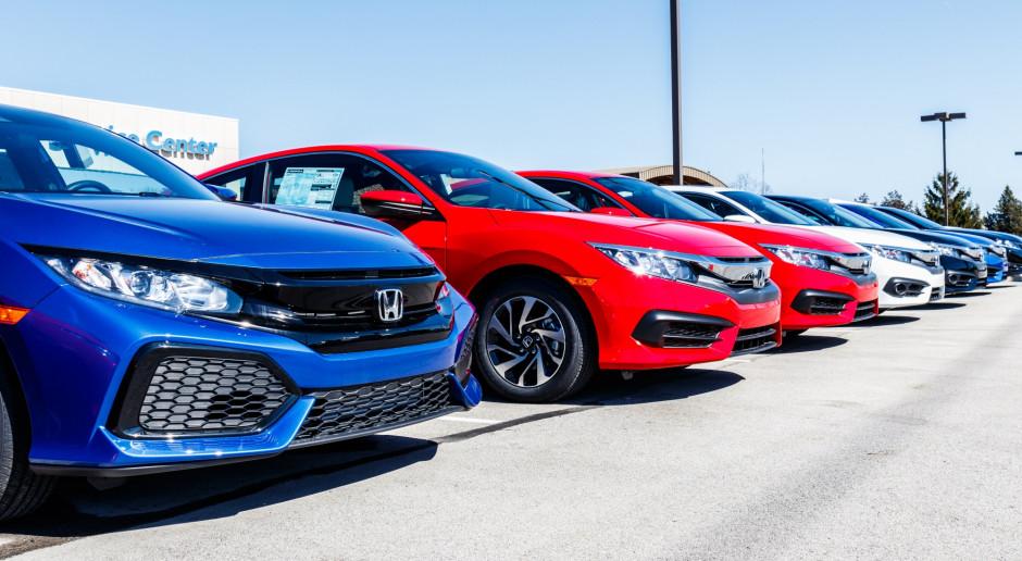 Honda zmniejszy produkcję w dwóch swoich fabrykach