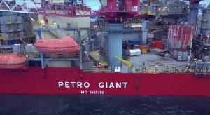 Rozpoczęły się rekonstrukcje odwiertów ropy na Bałtyku