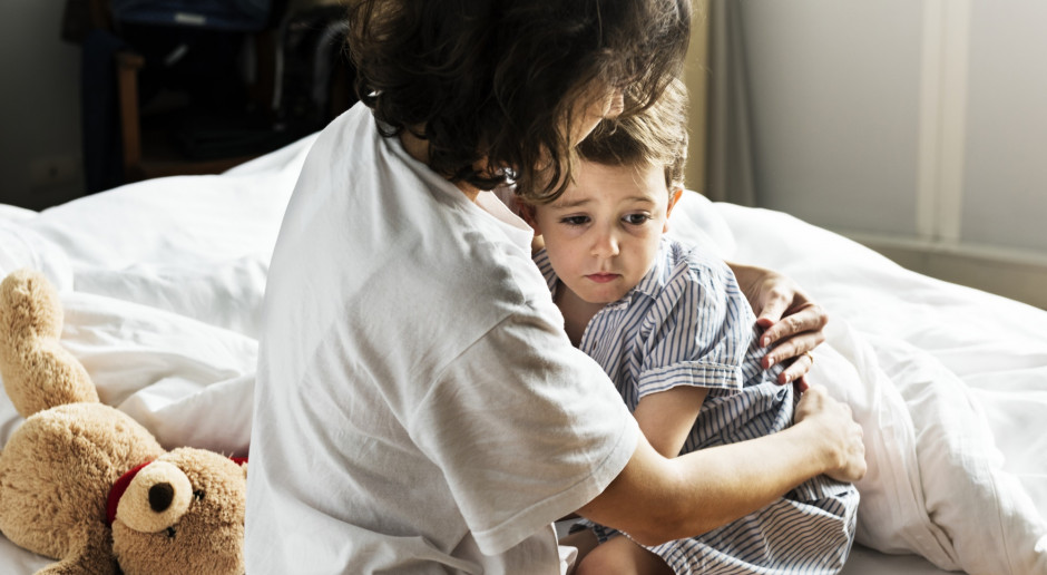 Co piąte brytyjskie dziecko ma koszmary związane ze zmianami klimatu
