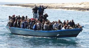 Ponad 430 migrantów przypłynęło na Lampedusę