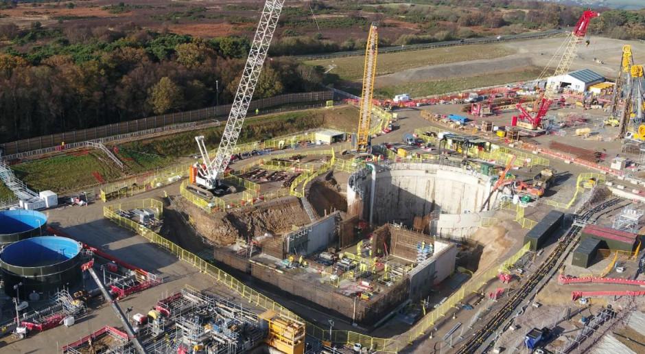 Projekt budowy pierwszej od 40 lat kopalni w Wielkiej Brytanii uratowany