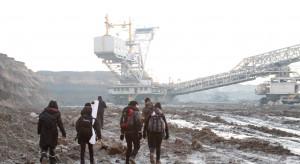 Kobiety zablokowały odkrywkę w Tomisławicach