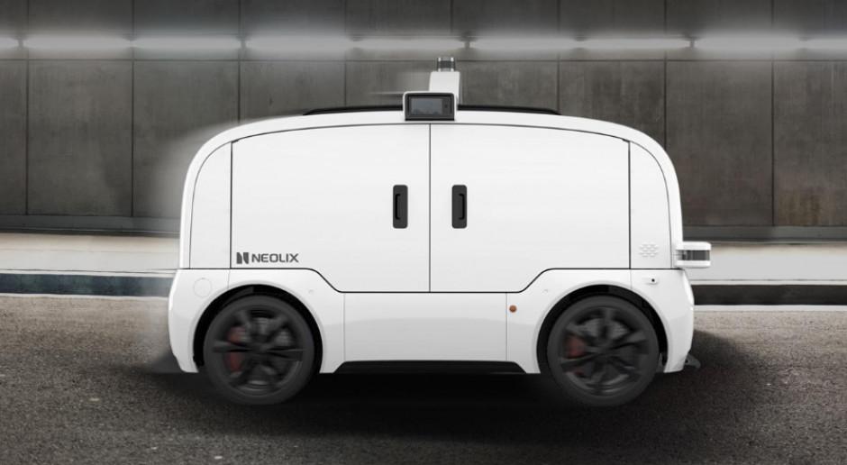 Start-up z branży autonomicznych pojazdów odnotował wzrost popytu
