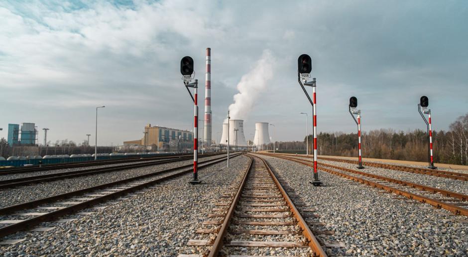 Torpol zakończył prace przy budowie układu torowego dla elektrowni Jaworzno III
