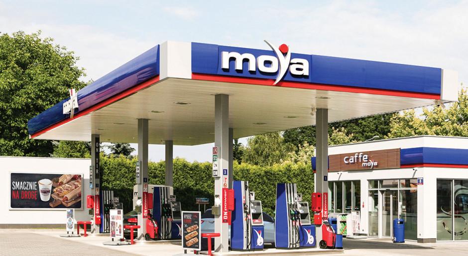 Moya ma ambitne plany, chce otwierać 50 stacji benzynowych rocznie