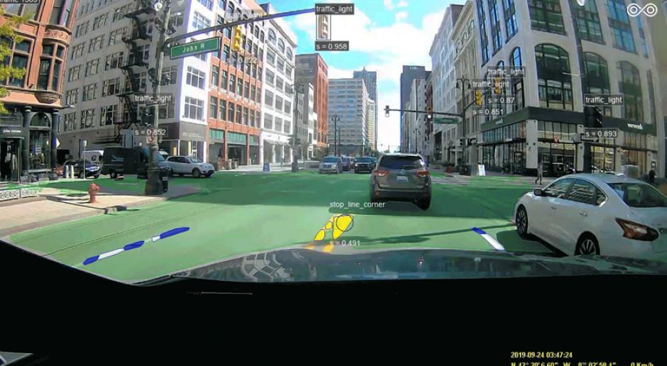 Toyota tworzy szybkie mapy dla autonomicznej jazdy