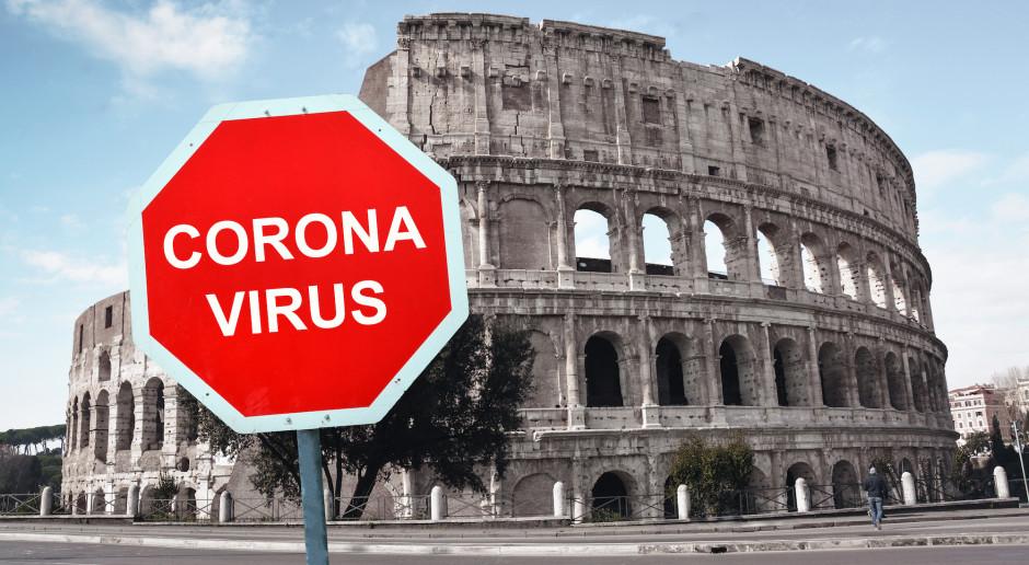 Włochy: Szczepionka i lody w nadmorskiej dzielnicy Rzymu