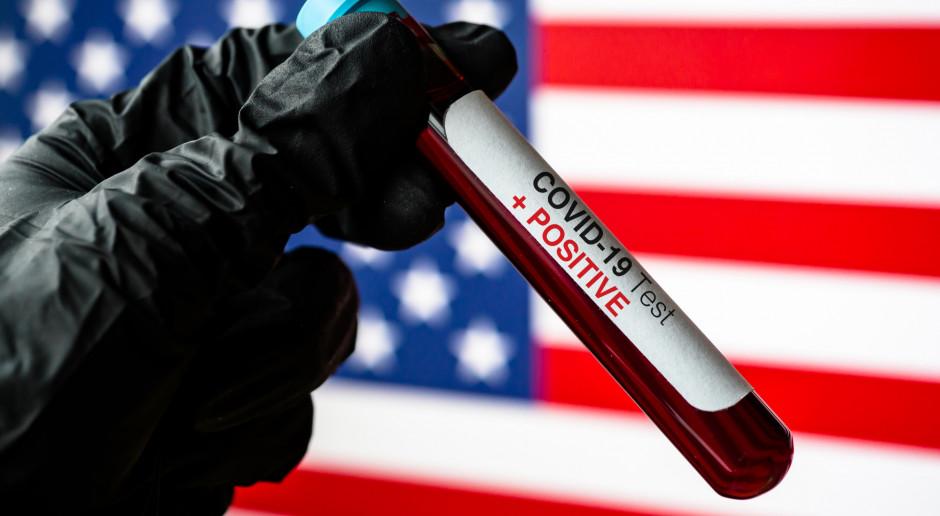 Donald Trump zapowiada pół miliona testów na koronawirusa