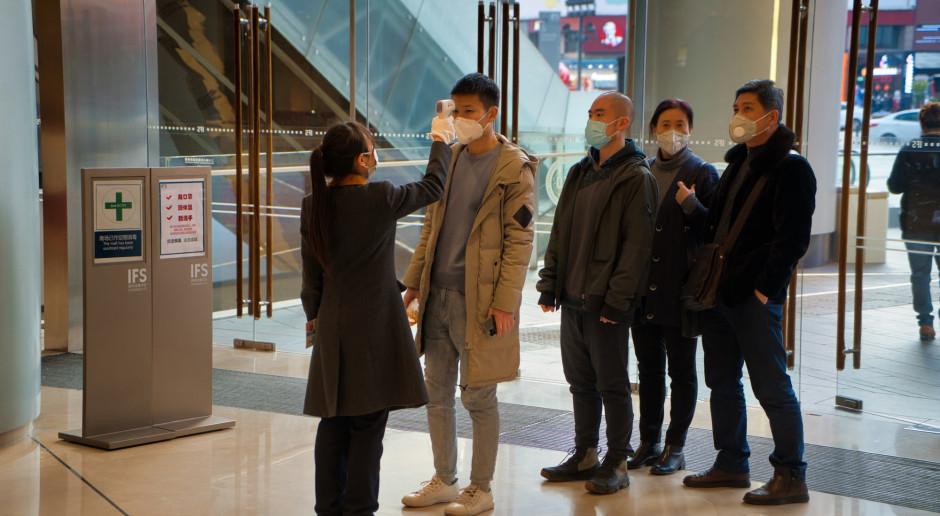 W Chinach 31 nowych przypadków koronawirusa