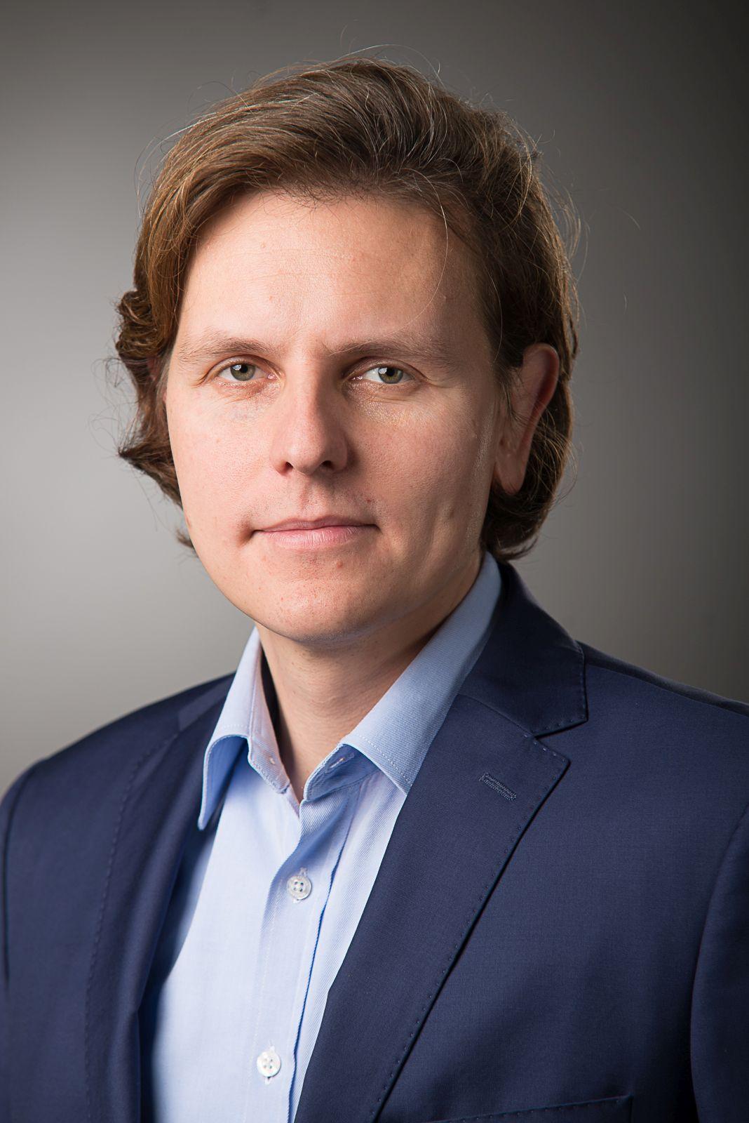 Michał Kierul, prezes Softblue (fot. mat. pras.)