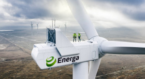 Energa rozpoczęła rozruch nowej farmy wiatrowej
