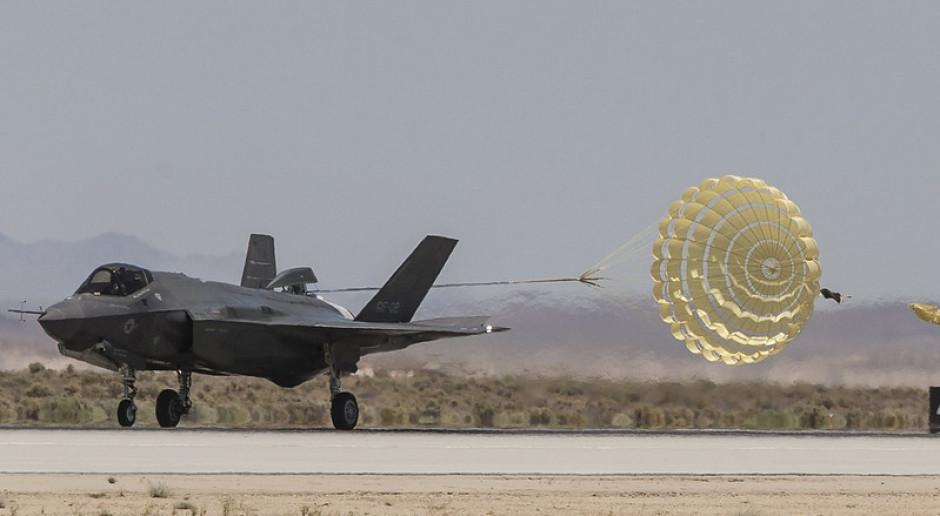 USA opóźniają dostawę myśliwców F-35A do Korei z powodu pandemii
