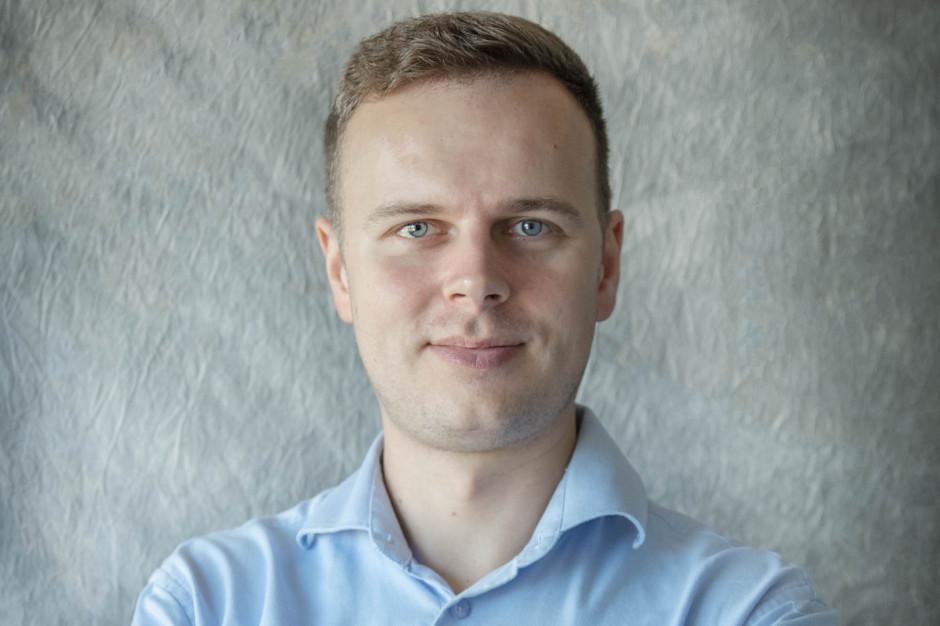Tomasz Bruski, Product Manager ds. Techniki Budowlanej w TÜV NORD Polska. Fot. Mat. pras.