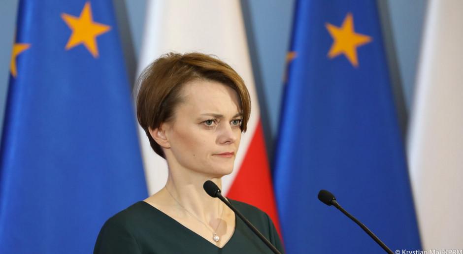 Emilewicz: będą gwarancje na tanie pożyczki i środki na dokapitalizowanie firm
