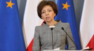 Marlena Maląg: pomoc państwa obejmie przedsiębiorców, a także osób na umowach cywilnoprawnych