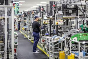 W wałbrzyskiej fabryce Toyoty uruchomiono dział testów hybryd