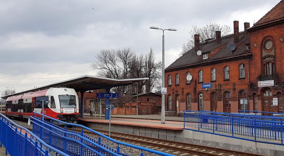 W kujawsko-pomorskim powstanie nowy przystanek kolejowy Toruń Mokre