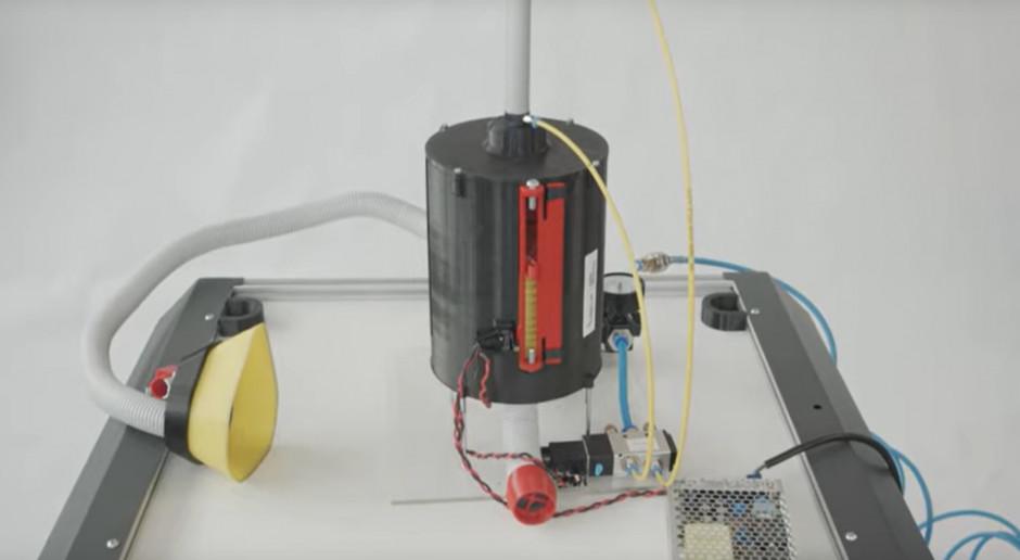 Powstał prototyp polskiego respiratora, który można wydrukować na drukarce 3D
