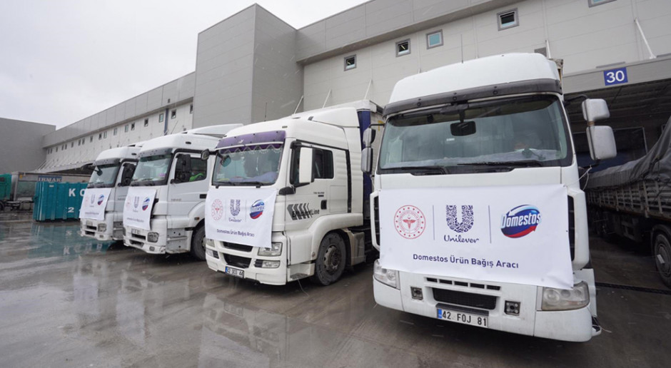 Unilever przeznacza 100 mln euro na walkę z koronawirusem