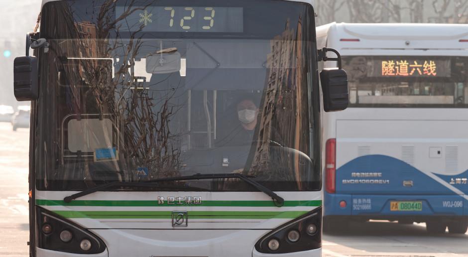 #Azjatech: Systemy promieniowania UV dezynfekują autobusy w Chinach