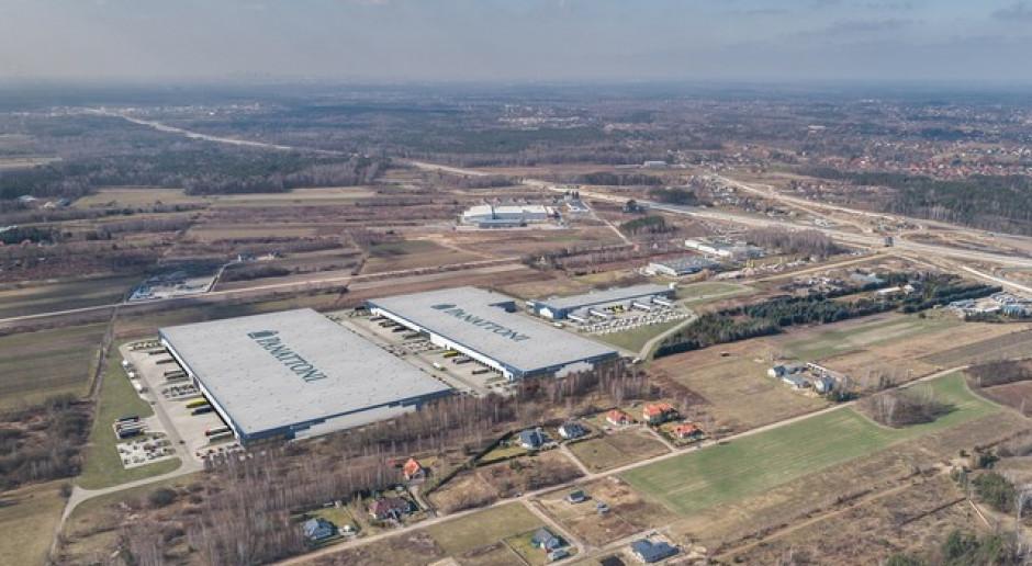 Panattoni buduje centrum dystrybucyjne pod Warszawą