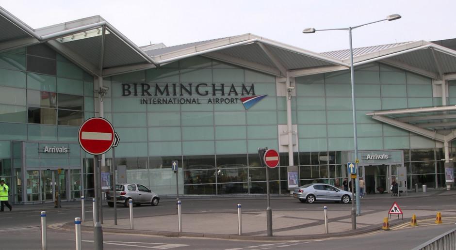 Lotnisko w Birmingham zamienione w kostnicę