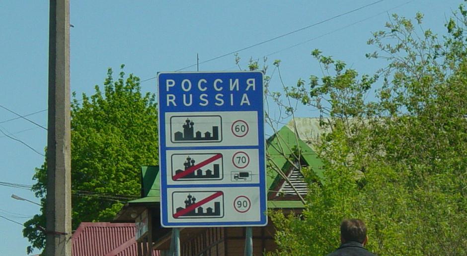 Rosja od 30 marca całkowicie zamknie granice