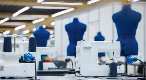 Polska branża modowa wykorzystuje zaledwie połowę mocy produkcyjnych