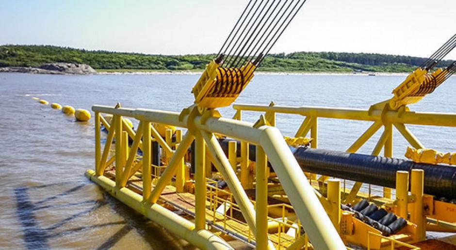 Gaz-System złożył wniosek o zgodę na budowę ważnej części Baltic Pipe