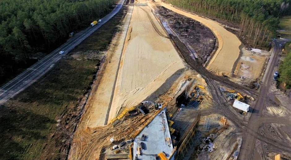 Siedem ofert na budowę drogi ekspresowej S3 do Świnoujścia