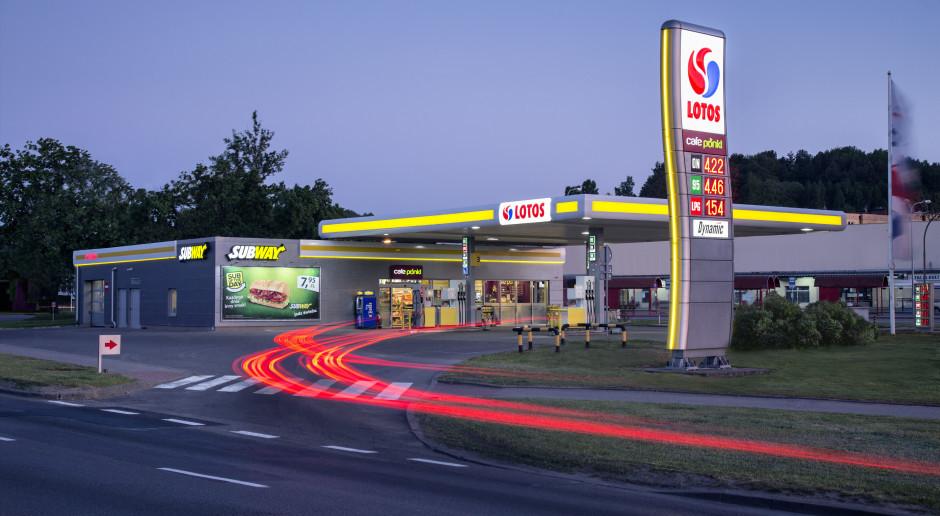 Lotos zbuduje swoją pierwszą stację tankowania LNG