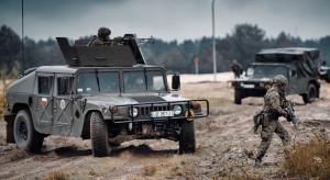 """Początek ery """"Mustanga"""" w Wojsku Polskim"""