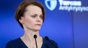 Emilewicz: pracujemy nad kolejnymi rozwiązaniami - m.in. wsparciem dla samorządów
